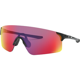 Oakley EVZero Blades Occhiali Da Sole Uomo, polished black/prizm road